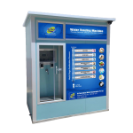 WATER VENDING MACHINE-(WATER ATM)